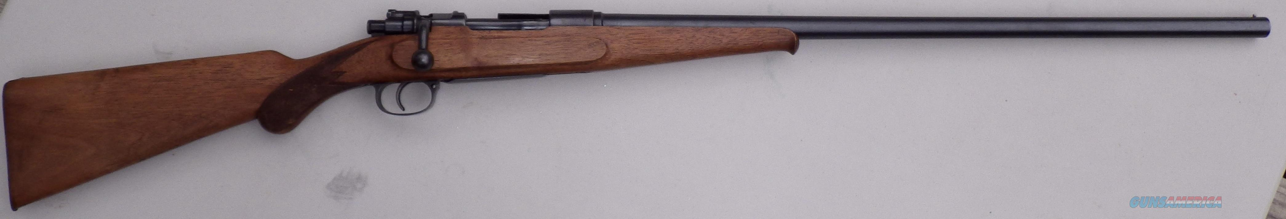 Mauser Hard Hit Heart Model 98 bolt action 12 gauge, good condition  Guns > Shotguns > MN Misc Shotguns