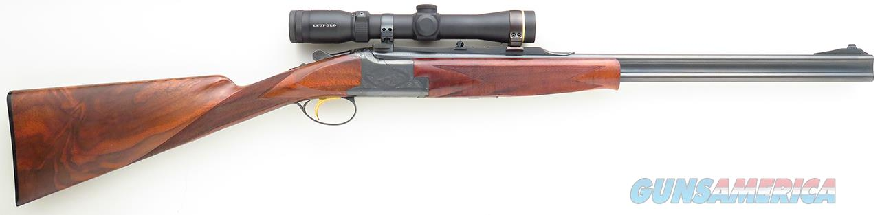Browning / FN Express .270 Winchester double rifle, claw mount, Leupold, 97 percent  Guns > Rifles > Double Rifles (Misc.)