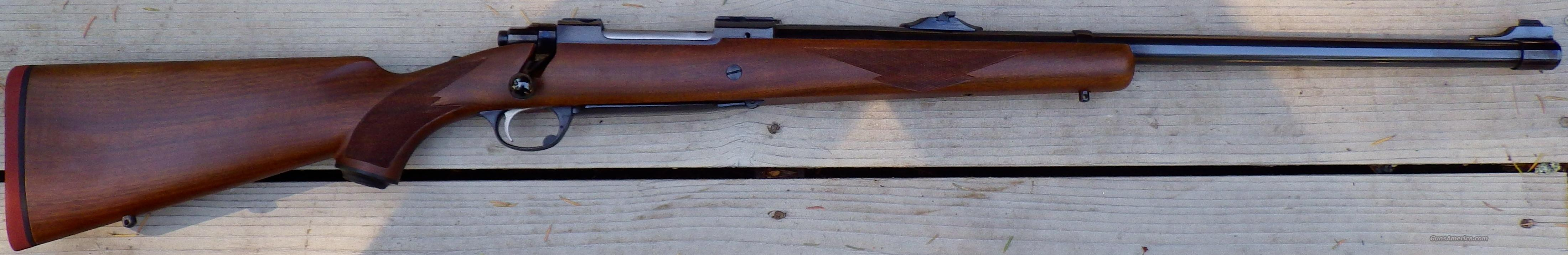 Ruger 77 .458 Win. Mag., tang safety, NIB  Guns > Rifles > Ruger Rifles > Model 77