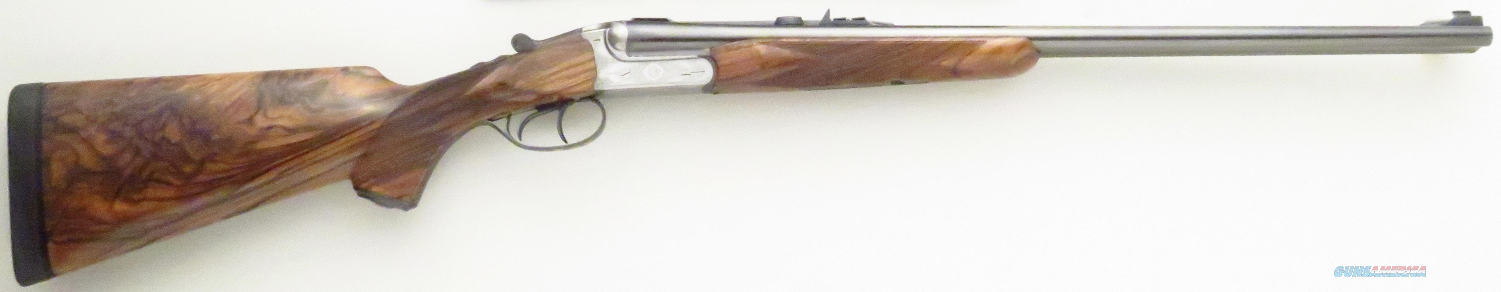 Rigby .35 Rigby SxS double rifle, Barry Lee Hands engraved, 500 rounds custom ammo  Guns > Rifles > Double Rifles (Misc.)