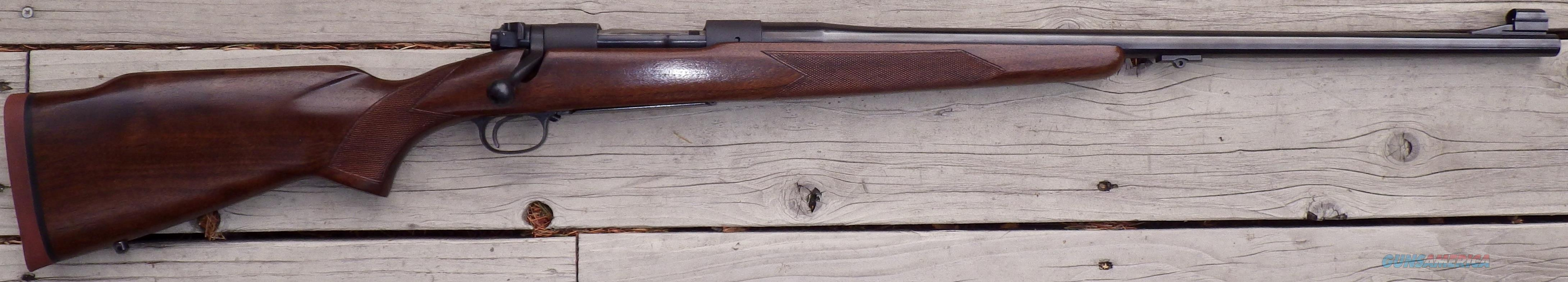 Winchester pre-64 Model 70 .458 Winchester Magnum  Guns > Rifles > Winchester Rifles - Modern Bolt/Auto/Single > Model 70 > Pre-64
