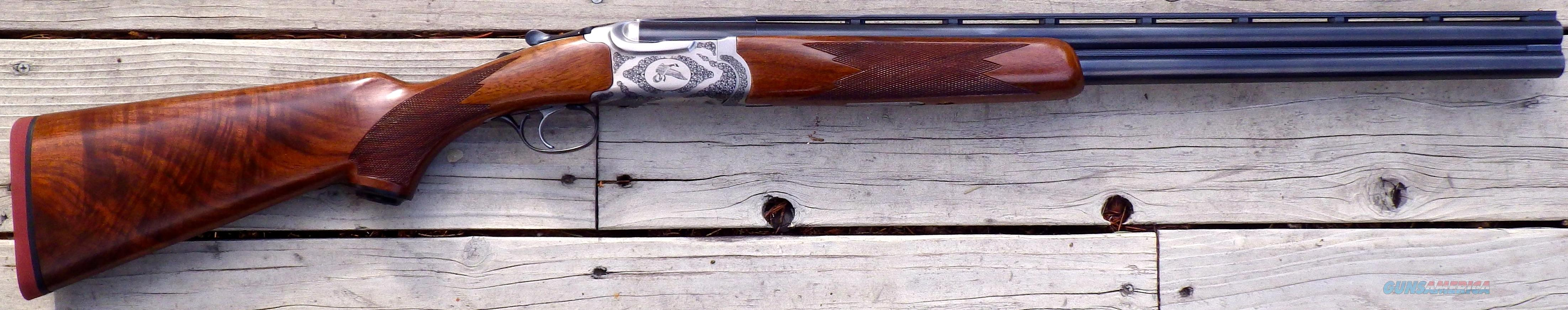 Ruger Red Label 12, 1986, NIB, engraved by master Robert Strosin  Guns > Shotguns > Ruger Shotguns > Hunting