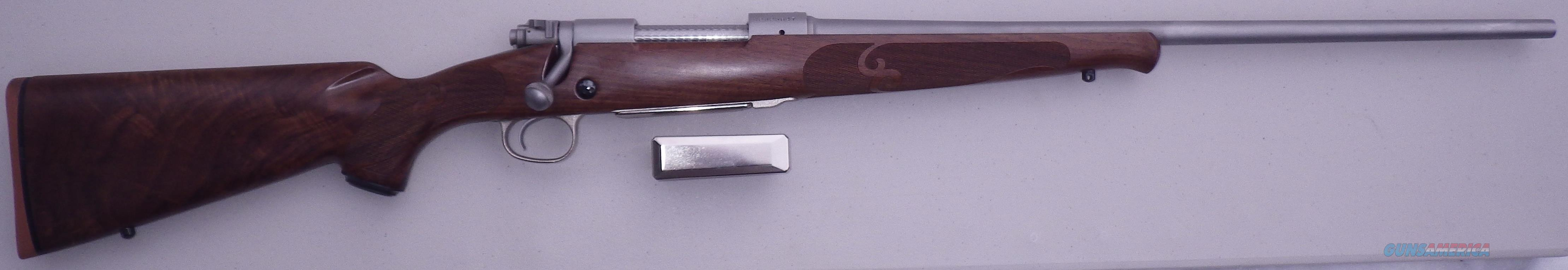 Winchester 70 Custom Shop Featherweight Stainless, Detachable Magazine, 1 of 2 ever made  Guns > Rifles > Winchester Rifles - Modern Bolt/Auto/Single > Model 70 > Post-64
