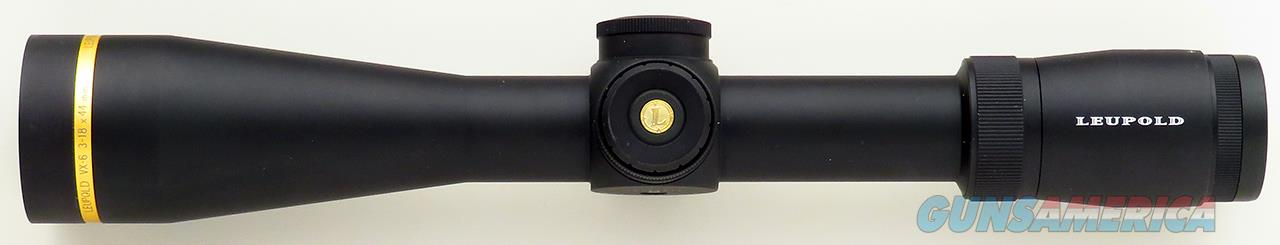 Leupold VX-6 3-18x44 illuminated FireDot Duplex, CDS system, side focus, new condition  Non-Guns > Scopes/Mounts/Rings & Optics > Rifle Scopes > Variable Focal Length