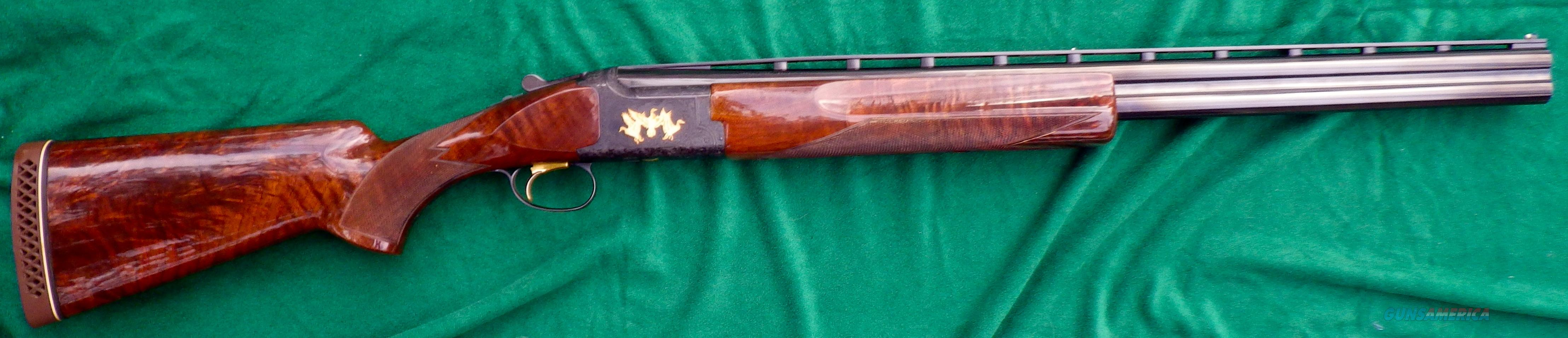 Browning Citori Grade VI 4-barrel skeet set, 26-inch, case, 1989, 99%+  Guns > Shotguns > Browning Shotguns > Over Unders > Citori > Trap/Skeet