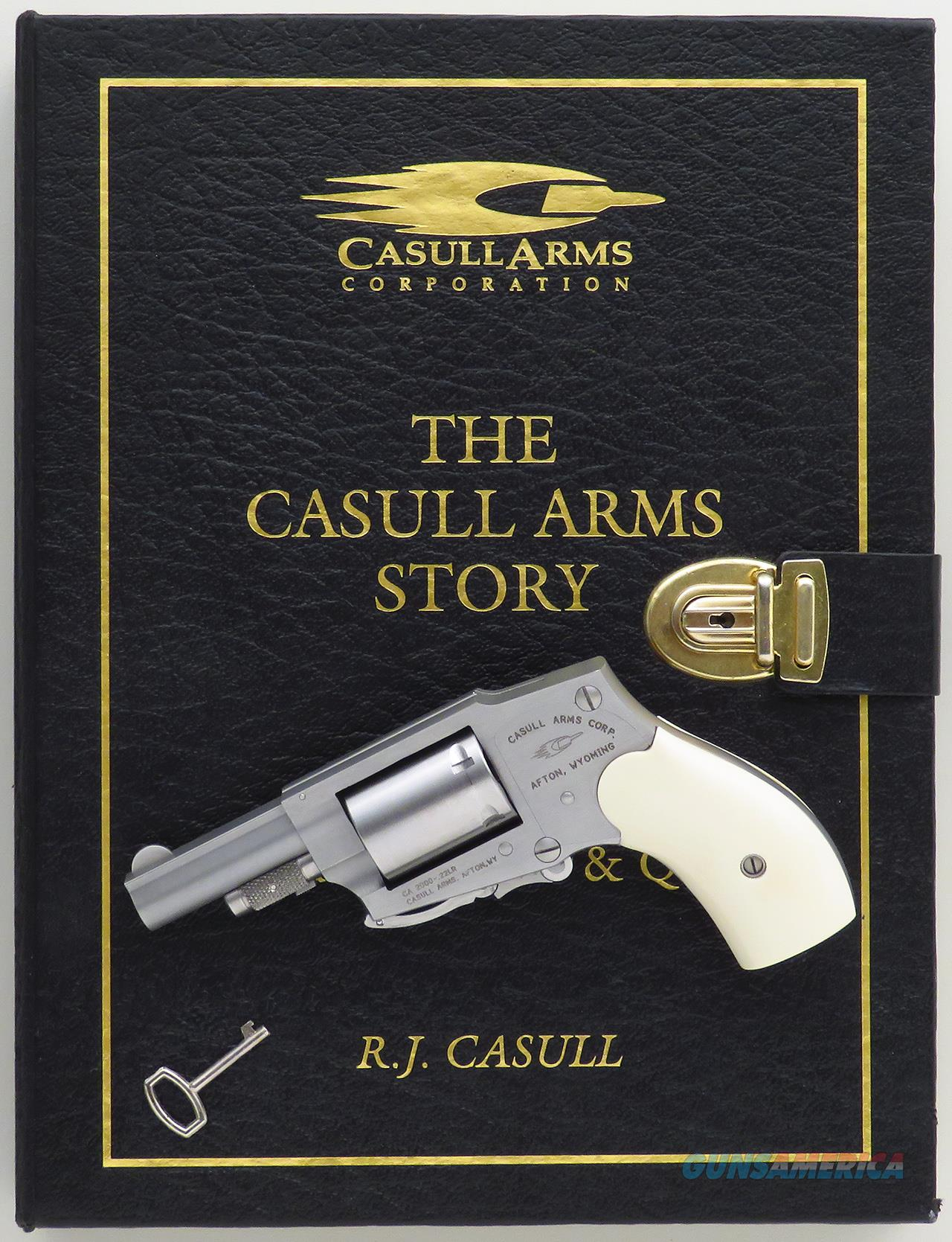 "Casull Arms CA 2000 .22 LR, serial 785, ""book case"", signed book, 99 percent  Guns > Pistols > Freedom Arms Pistols"