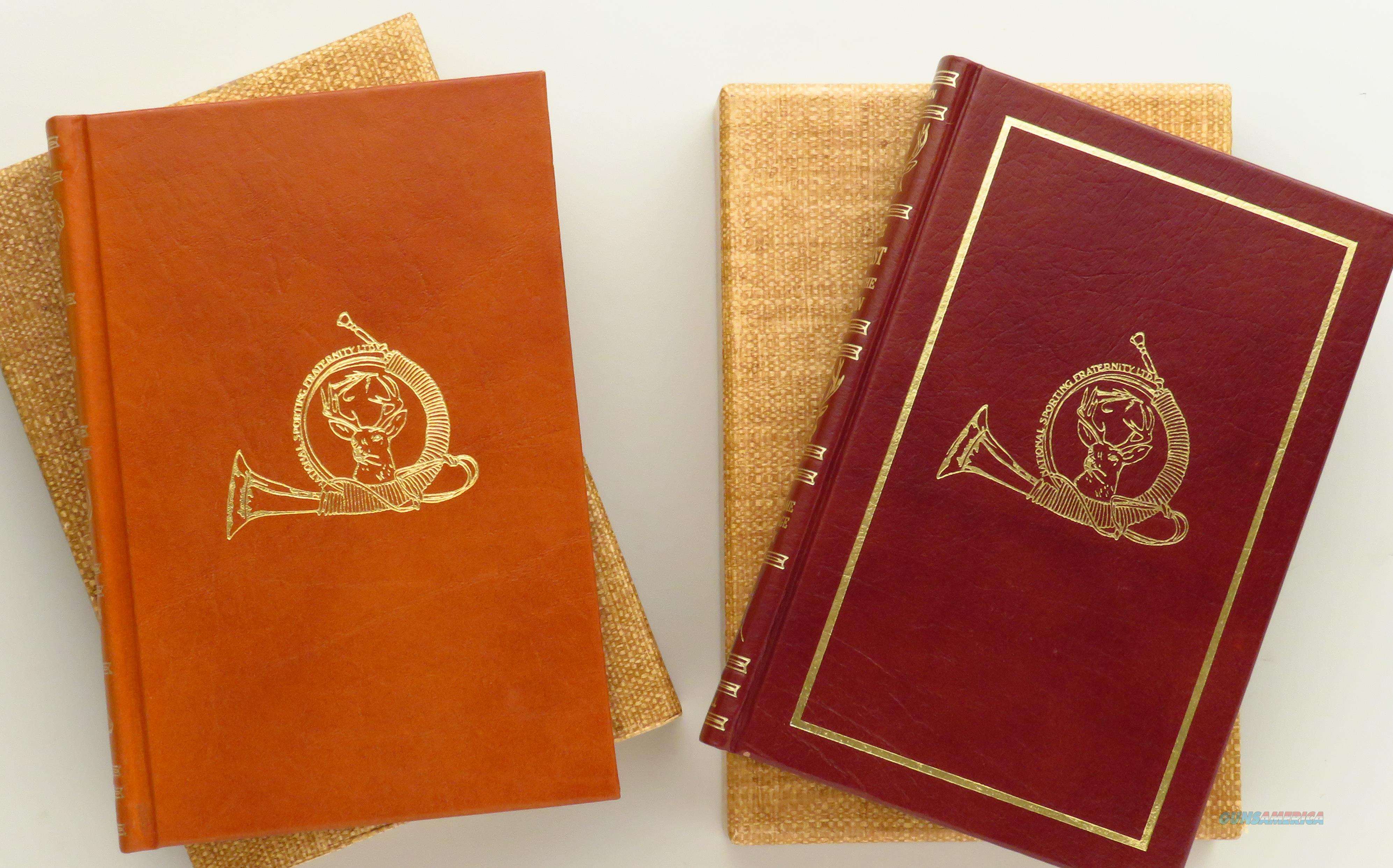 Batten signed limited editions, Forest & Plain, Formidable Game, leather, slip  Non-Guns > Books & Magazines
