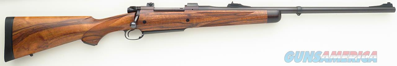 Dakota 76 African .416 Rigby Magnum, Don Allen, special select, express sights with night bead, drop box, bases, unfired, layaway  Guns > Rifles > Custom Rifles > Bolt Action