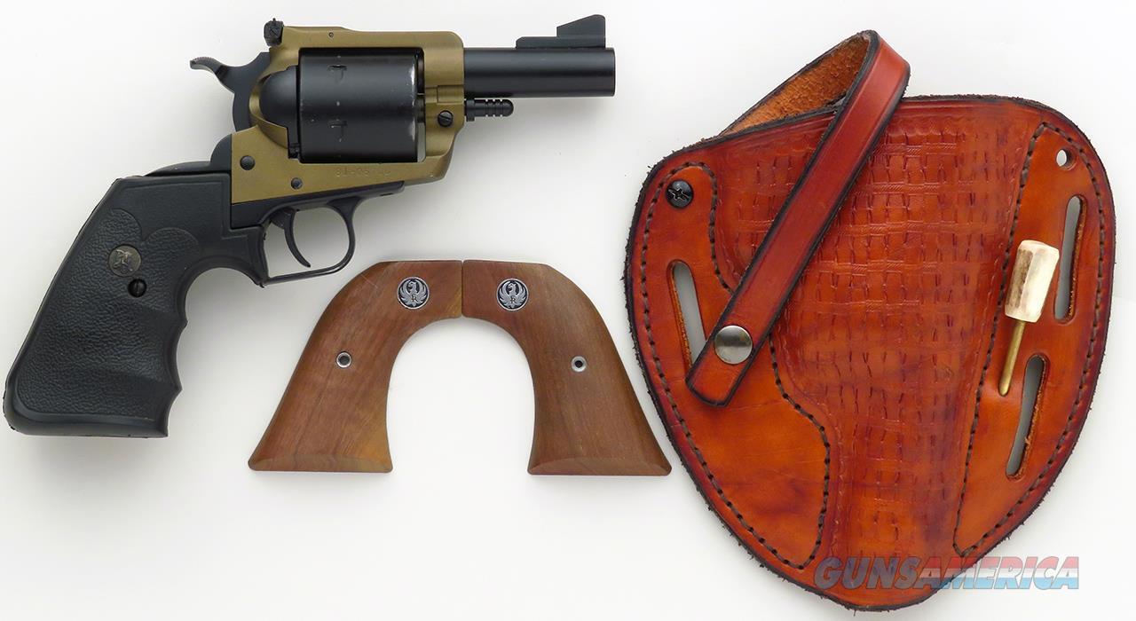 Ruger Super Blackhawk .44 Magnum, 3-inch, custom finish & holster, layaway  Guns > Pistols > Custom Pistols > Other