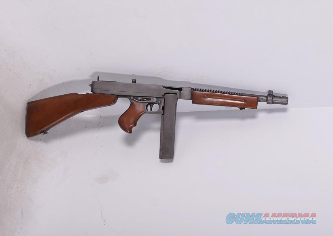 Thompson Stick Machine gun Replica  Guns > Rifles > Thompson Subguns/Semi-Auto