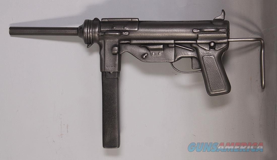 M3A1 machine gun replica non firing has no moving parts  Guns > Rifles > Military Misc. Rifles US > Drill Rifles