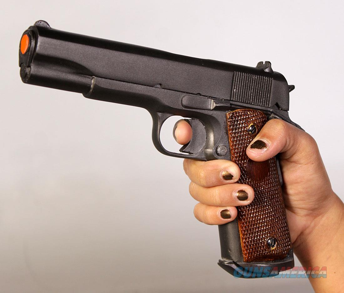 Browning 1911  resin replica nonfiring  Guns > Pistols > Browning Pistols > Other Autos
