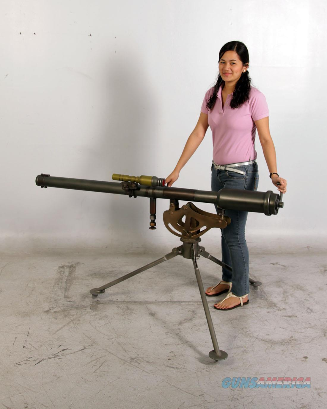 M18 RECOILLESS REPLICA  RIFLE WITH TRIPOD  Guns > Rifles > Military Misc. Rifles US > Drill Rifles
