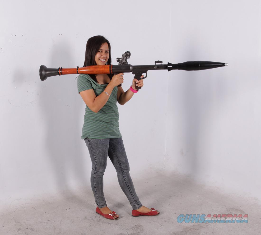 Rocket Propelled Grenade replica   RPG has no moving parts  Non-Guns > Military > De-Milled Weapons
