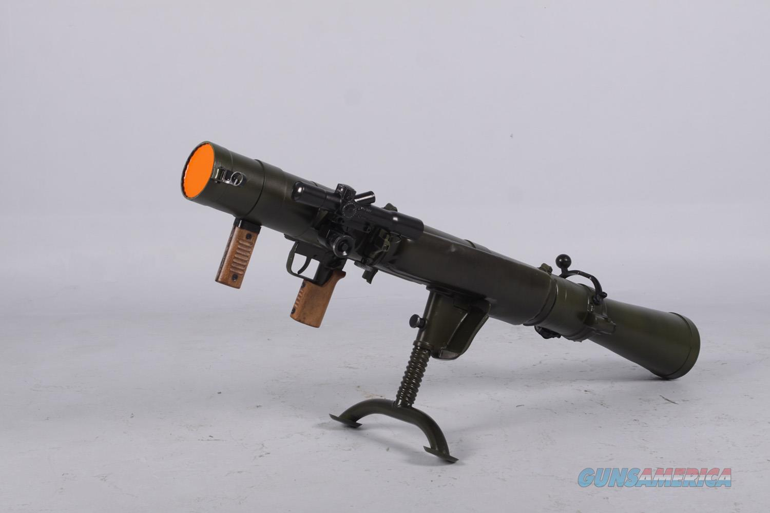 Carl Gustav M2 Recoiless Rifle Replica with bipod  Non-Guns > Military > De-Milled Weapons