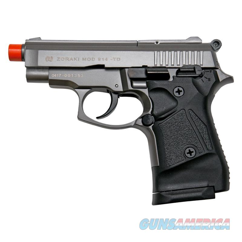 Zoraki Front Firing M914 Fume Finish 9mm Blank Gun Pistol  Non-Guns > Hobbies and Collectibles > Scale Models > Other/Misc