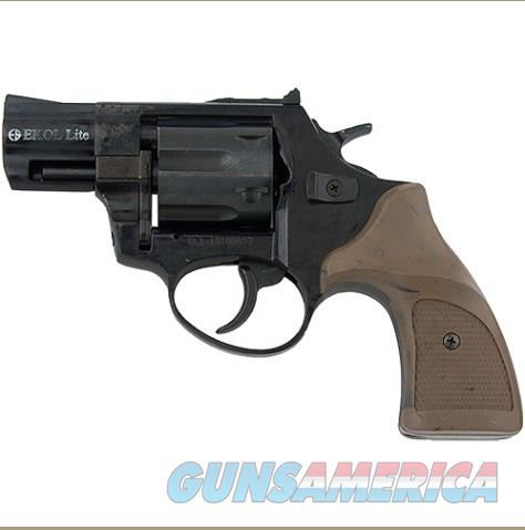 "Viper 1.5"" Barrel 9mm Blank Firing Revolver Black Finish  Non-Guns > Hobbies and Collectibles > Scale Models > Other/Misc"
