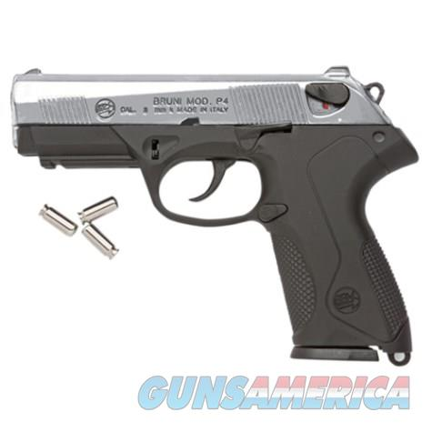 Replica P4 Automatic Blank Firing Gun Nickel Finish  Non-Guns > Hobbies and Collectibles > Scale Models > Other/Misc