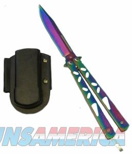 1 Butterfly knife balisong Blade  Non-Guns > Knives/Swords > Knives > Folding Blade > Imported