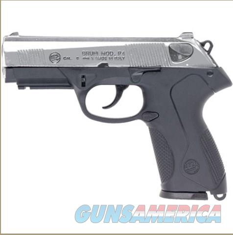 Replica P4 9mm Automatic Blank Firing Gun Nickel Finish  Non-Guns > Hobbies and Collectibles > Scale Models > Other/Misc