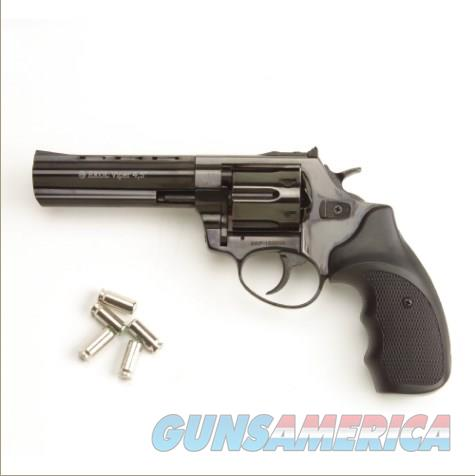 Viper 4.5 Barrel 9mm Blank Firing Revolver Black Finish  Non-Guns > Hobbies and Collectibles > Scale Models > Other/Misc