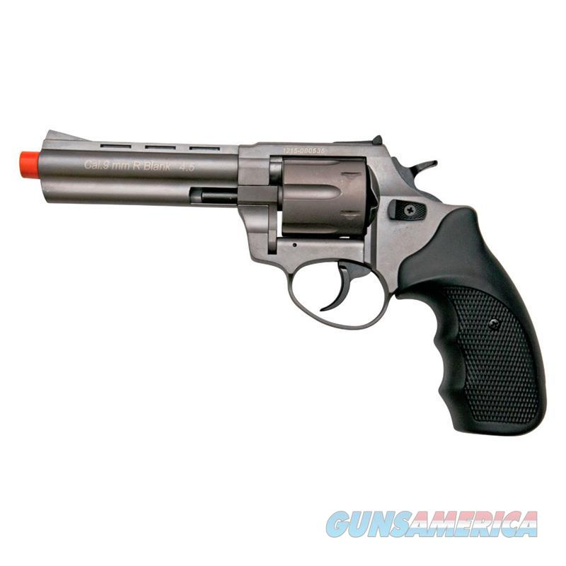 "Stalker R1 4.5"" Barrel Revolver Fume Finish - 9mm Zoraki Blank Firing Gun  Non-Guns > Hobbies and Collectibles > Scale Models > Other/Misc"