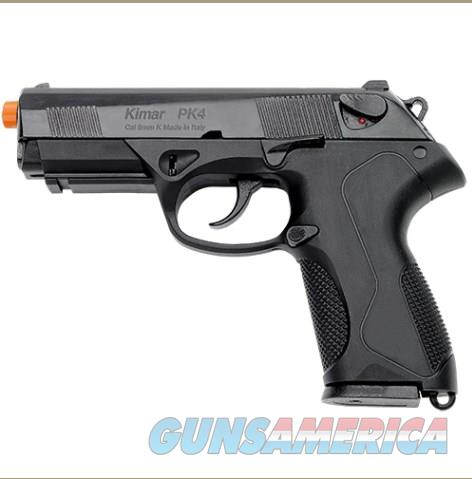 Kimar Model PK4 Front Firing Blank Gun Black Finish  Non-Guns > Hobbies and Collectibles > Scale Models > Other/Misc
