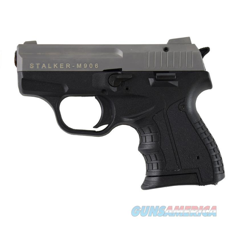 Stalker M906 Fume Finish - 9mm Blank Firing Replica Zoraki Gun  Non-Guns > Hobbies and Collectibles > Scale Models > Other/Misc