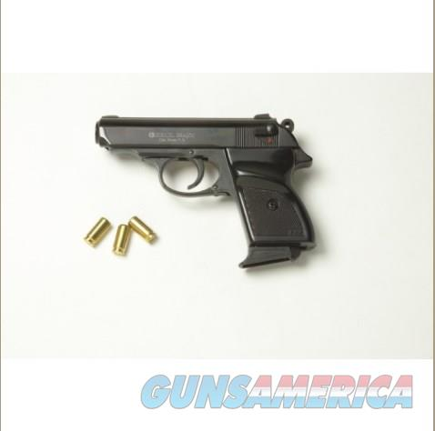 Major Semi Automatic Blank Firing Pistol Black Finish  Non-Guns > Hobbies and Collectibles > Scale Models > Other/Misc