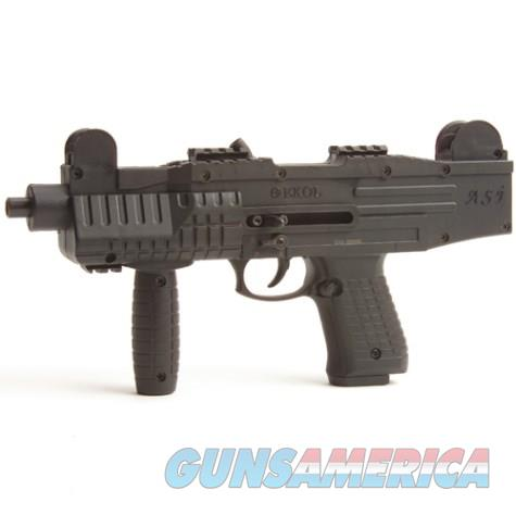 Asi Fully Automatic Blank Firing Pistol Black Finish  Non-Guns > Hobbies and Collectibles > Scale Models > Other/Misc