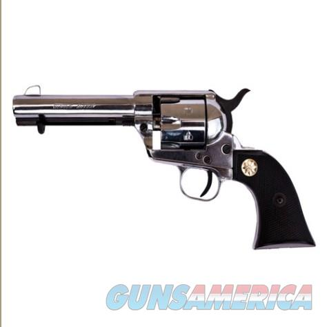 Deluxe 1873 6mm Fast Draw Revolver Nickel  Non-Guns > Hobbies and Collectibles > Scale Models > Other/Misc