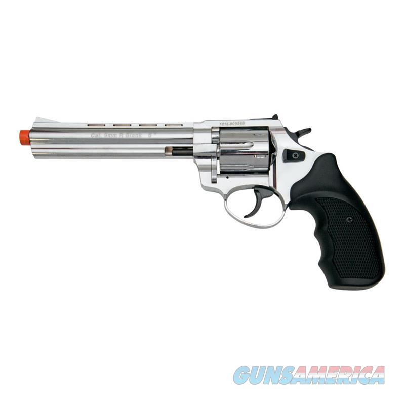 "Stalker R1 6"" Barrel Revolver Chrome Finish - 9mm Zora  Non-Guns > Hobbies and Collectibles > Scale Models > Other/Misc"