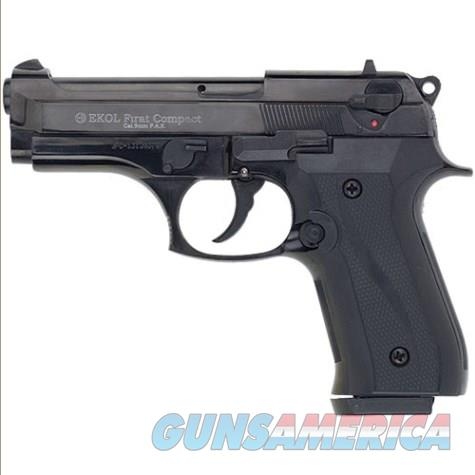 Firat Compac 92 Blank Firing Replica Gun Black Finish  Non-Guns > Hobbies and Collectibles > Scale Models > Other/Misc