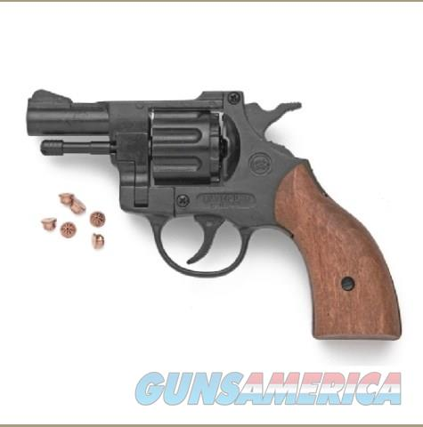 Wood Grip Olympic 6MM Blank Firing Revolver  Non-Guns > Hobbies and Collectibles > Scale Models > Other/Misc