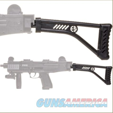 Foldling Stock for ASI Blank Firing SMG Black Finish  Non-Guns > Hobbies and Collectibles > Scale Models > Other/Misc