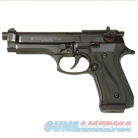 Jackal Full Automatic Blank Firing Gun Black Finish  Non-Guns > Hobbies and Collectibles > Scale Models > Other/Misc