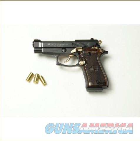 Special 99 V85 Blank Firing Gun Black-Gold Finish  Non-Guns > Hobbies and Collectibles > Scale Models > Other/Misc