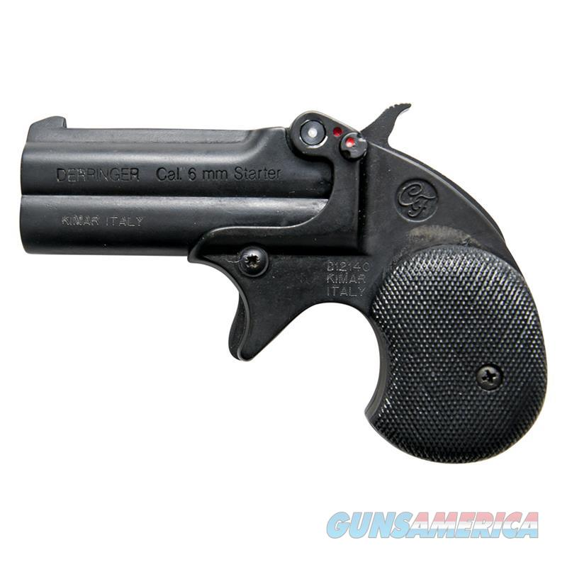 Kimar Old West Replica .22 Caliber Blank Firing Derringer Black Finish  Non-Guns > Hobbies and Collectibles > Scale Models > Other/Misc