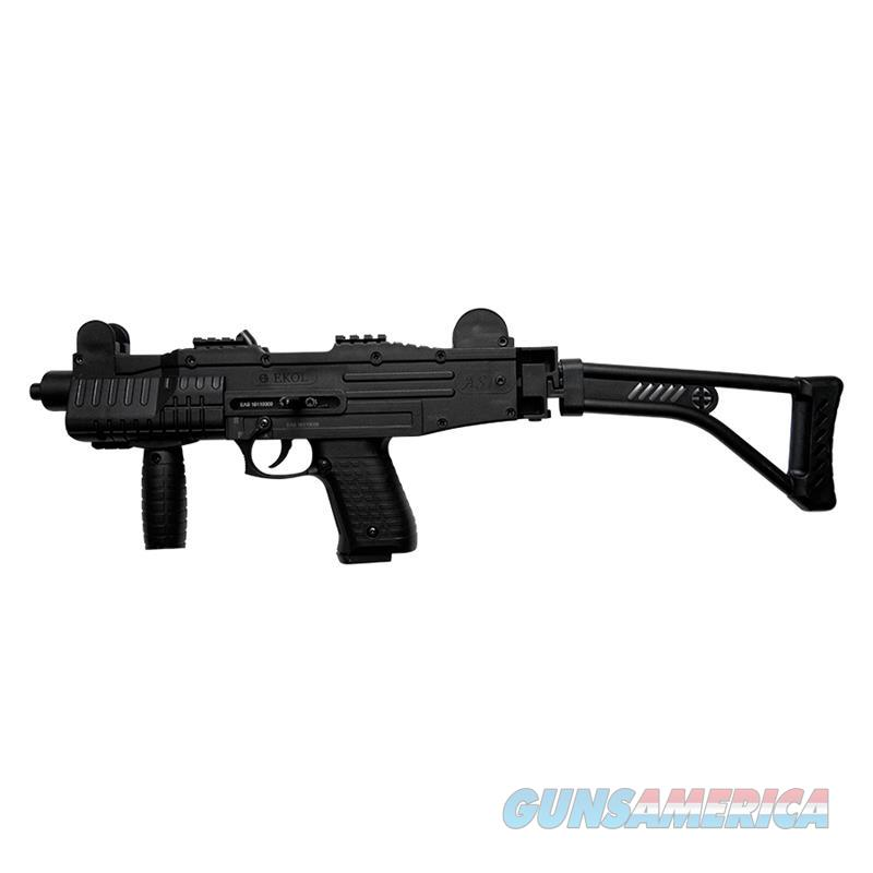 ASI - UZI Fully Automatic Blank Firing Machine Gun With Folding Stock  Non-Guns > Hobbies and Collectibles > Scale Models > Other/Misc