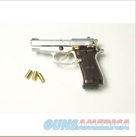 Special 99 V85 Blank Firing Gun Nickel-Gold Finish Free Shipping No FFL  Non-Guns > Hobbies and Collectibles > Scale Models > Other/Misc