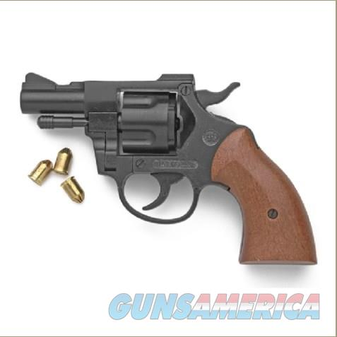 Blued Finish Olympic 9mm Blank Firing Revolver  Non-Guns > Hobbies and Collectibles > Scale Models > Other/Misc