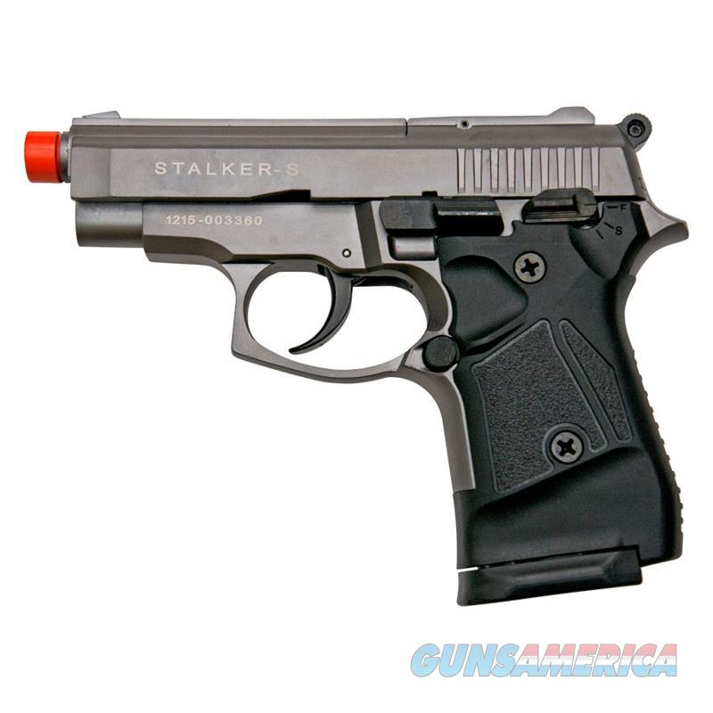 Stalker 914 Fume Finish - 9mm Blank Firing Replica Zoraki Gun  Non-Guns > Hobbies and Collectibles > Scale Models > Other/Misc