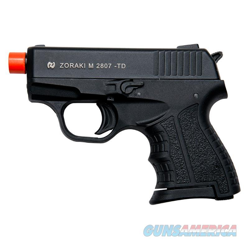 Zoraki M2807 Black Finish - 8MM Front Firing Blank Pistol Semi-Auto Gun  Non-Guns > Hobbies and Collectibles > Scale Models > Other/Misc