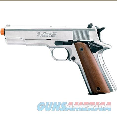 Kimar Model 911 Front Firing Blank Gun Nickel Finish  Non-Guns > Hobbies and Collectibles > Scale Models > Other/Misc