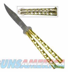 1 Butterfly knife balisong Blade  Non-Guns > Knives/Swords > Knives > Fixed Blade > Imported