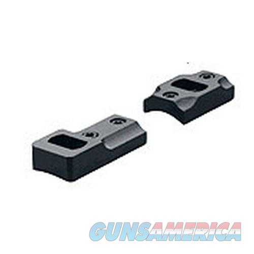 Dual Dovetail 2-Pc Base Blk Matte  Non-Guns > Miscellaneous
