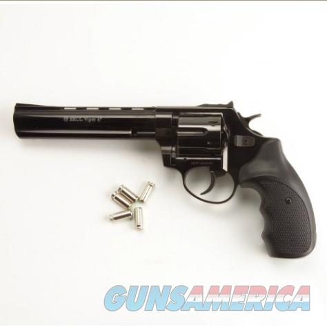 Viper 6 Barrel 9mm Blank Firing Revolver Black Finish  Non-Guns > Hobbies and Collectibles > Scale Models > Other/Misc