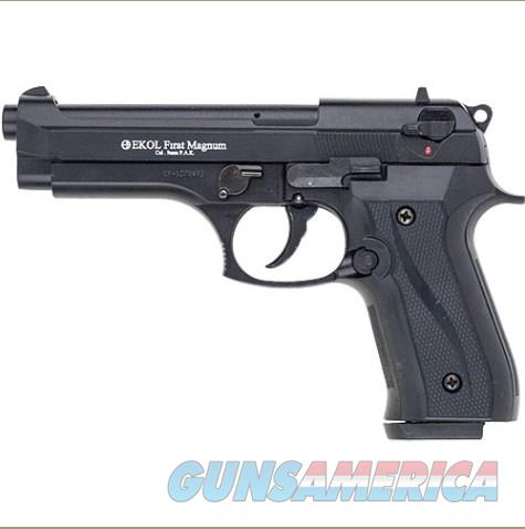 Firat Magnum 92 Blank Firing Replica Gun Black Finish  Non-Guns > Hobbies and Collectibles > Scale Models > Other/Misc