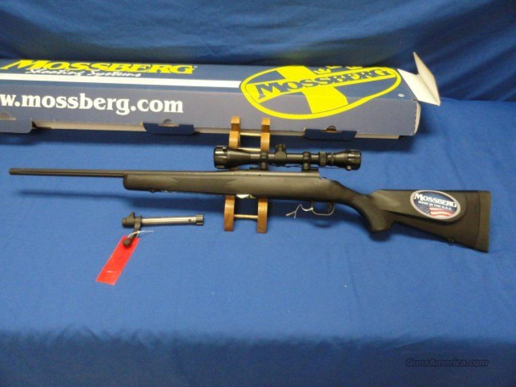 Mossberg 100 ATR 308 cal w/scope  Guns > Rifles > Mossberg Rifles > 100 ATR