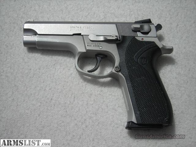 Smith & Wesson Rare 5903 9mm  Guns > Pistols > Smith & Wesson Pistols - Autos > Alloy Frame